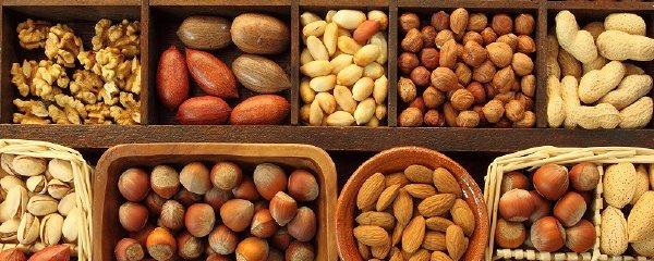 常见坚果有哪些,坚果的种类