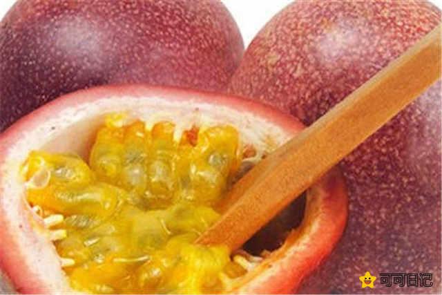 百香果的籽可以吃吗有什么功效作用